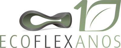 Selo ECOFLEX 10 anos - GRECA Asfaltos