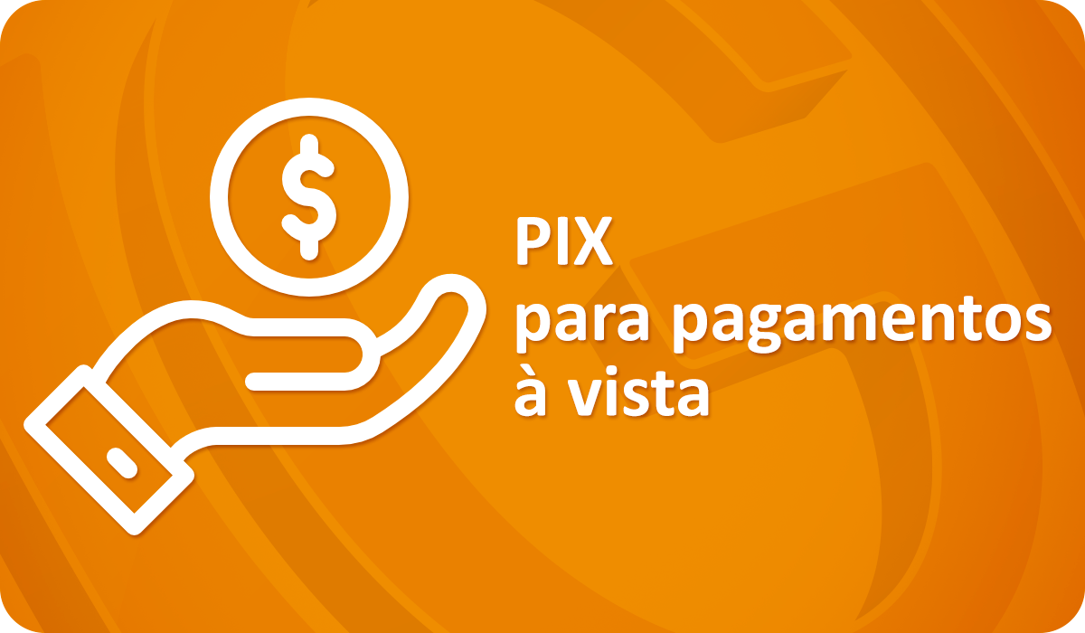 Pagamentos via PIX