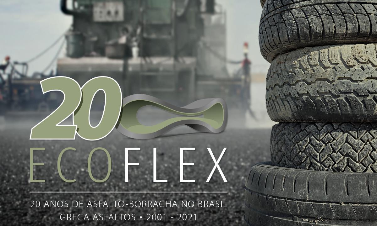 ECOFLEX - 20 ANOS DE HISTÓRIA