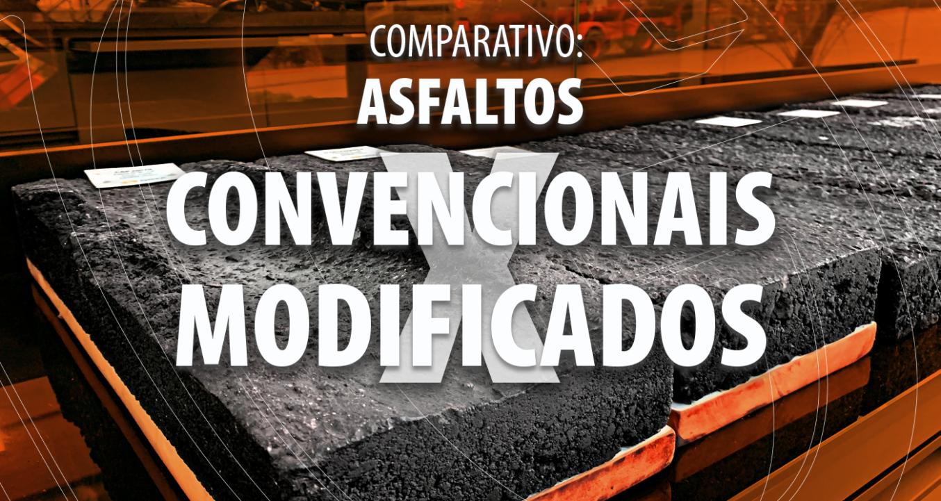 Asfaltos: Convencionais e Modificados